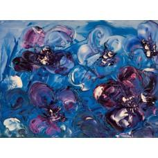Blue Waterlillies